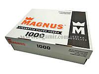 Гильзы для Набивки Сигарет Табаком Magnus 1000 шт / сигаретные гильзы, фото 1