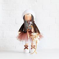 М'які іграшки. Авторська робота. Текстильна лялечка Наталі