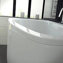Акриловая ванна Luna 150х80 (правая) Besco PMD Piramida, фото 2