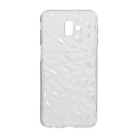 Силиконовый 3D чехол Prism для Samsung Galaxy J6 Plus 2018