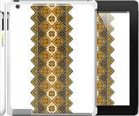 """Чехол на iPad 2/3/4 Вышиванка 14 """"584c-25"""""""