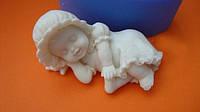 Молд 3D Младенец девочка 2