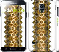 "Чехол на Samsung Galaxy S5 g900h Вышиванка 14 ""584c-24"""