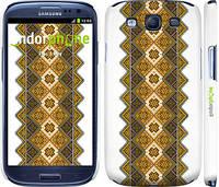 "Чохол на Samsung Galaxy S3 i9300 Вишиванка 14 ""584c-11"""