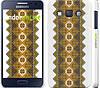 "Чехол на Samsung Galaxy A3 A300H Вышиванка 14 ""584c-72"""