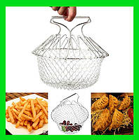 Складная сетка для приготовления пищи Chef Basket!Лучший подарок