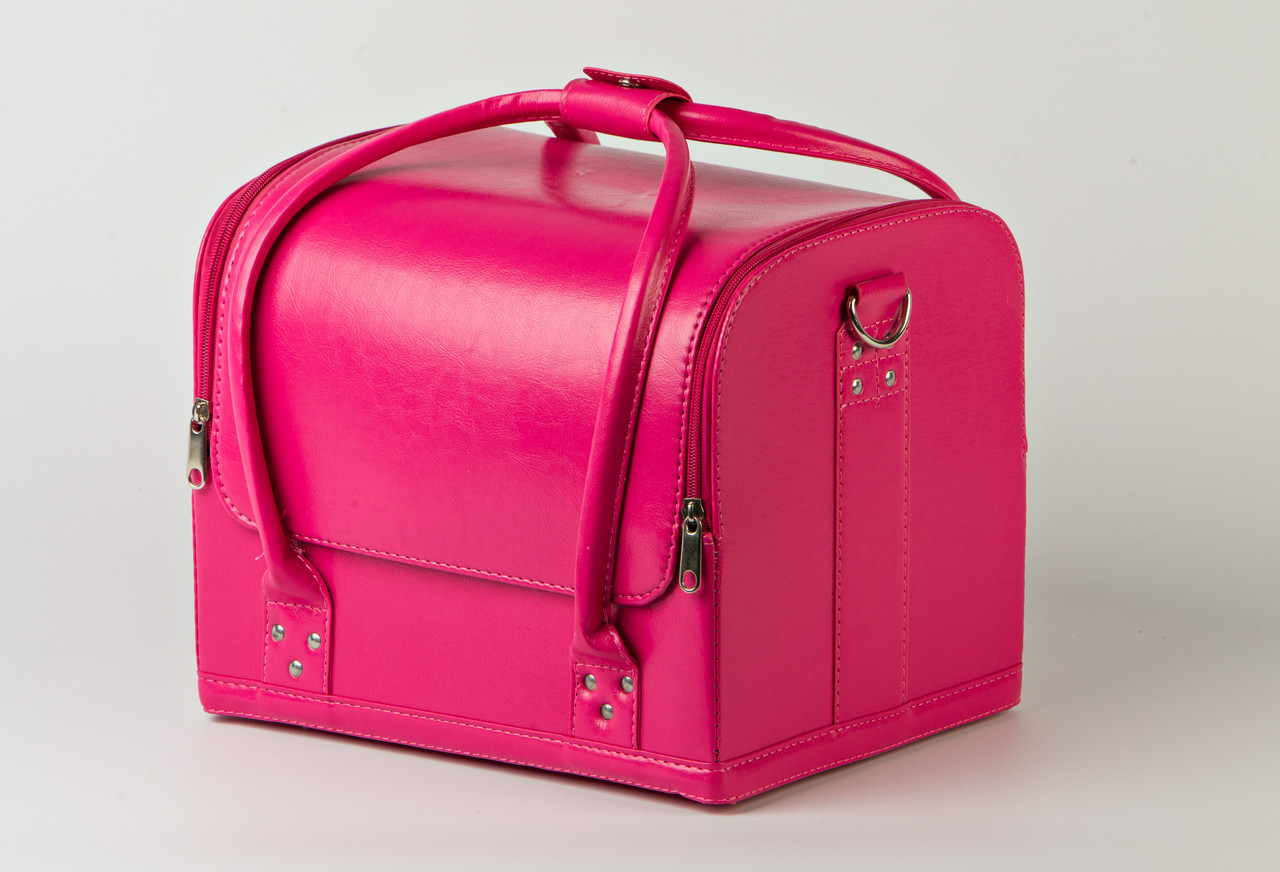 Кейс для косметики купить розовый косметика эйвон россия