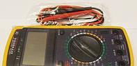 Digital DT-9202А Цифровой мультимер тестер измерение напряжения температуры Подарок механику