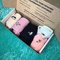 Подарочный Бокс City-A Box #68 для Мужчин и Женщин с Носками Набор Sox из 5 ед.