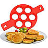 Силиконовая блинница non-stick pancake maker W-18!Розница и Опт, фото 4