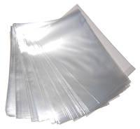 Пакеты прозрачные для упаковки пряников 12,5х20 см, 100 шт.