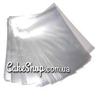 Пакеты прозрачные для упаковки пряников 6,5х10 см