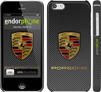 """Чехол на iPhone 5c Porsche 1 """"977c-23"""""""