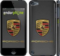 "Чехол на iPod Touch 5 Porsche 1 ""977c-35"""