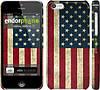 "Чехол на iPhone 5c Флаг США ""395c-23"""