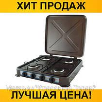 Газовая плита-таганок DOMOTEC MS-6604