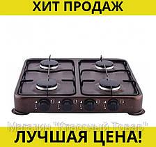 Газовая плита DOMOTEC MS-6604