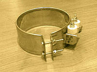 Изготовление «под заказ» плоских и кольцевых (манжетных, хомутовых, полухомутовых) электронагревателей