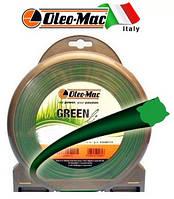 Косильна жилка Oleo-Mac GreenLine 2,0ммх15м, зірка 63040267