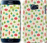 "Чехол на Samsung Galaxy S6 G920 Нарисованные игрушки ""1280c-80"""