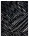 Коляска 2 в 1 Bexa Light FL-2 черный (геометрические узоры) - черный прогулочный блок, фото 4