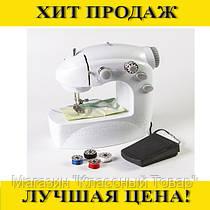 Домашняя швейная машинка 4в1