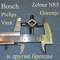 """Ніж """"JUPITER 5"""" для м'ясорубки Bosch, Zelmer, Gorenje, Philips, Siemens, Vitek"""