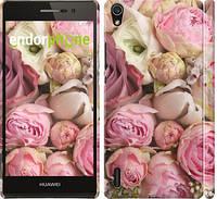 "Чехол на Huawei Ascend P7 Розы v2 ""2320c-49"""