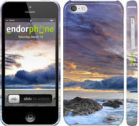 """Чехол на iPhone 5c Море """"2769c-23"""""""