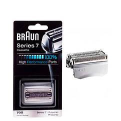 Сетка и режущий блок Braun 70s (9000) Series 7 Pulsonic для мужской электробритвы ЕС