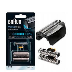 Сітка і ріжучий блок (картридж) Braun 51B (WF2s) Series 5 для чоловічої електробритви ЄС