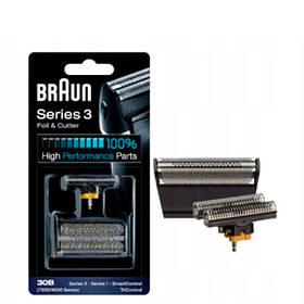 Сітка і ріжучий блок Braun 30B (7000/4000) Series 3 ЄС
