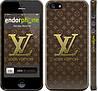 "Чехол на iPhone 5 Louis Vuitton 2 ""455c-18"""