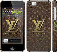 "Чехол на iPhone 5c Louis Vuitton 2 ""455c-23"""