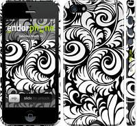 """Чехол на iPhone 5 Узор 74 """"2929c-18"""""""