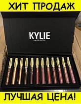 Набор матовых помад Kylie Interpretation Of The Beautiful (12 шт)