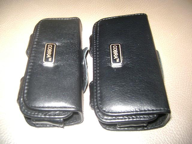 Кожаный карман COBRA ПРЕМИУМ на пояс.