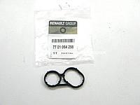 Прокладка корпуса масляного фильтра на Рено Трафик 2.5dCi - 06->(146л.с.) Renault (оригинал) 7701064298