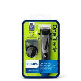 Триммер Philips OneBlade QP6510/20 - 1 насадка ЕС
