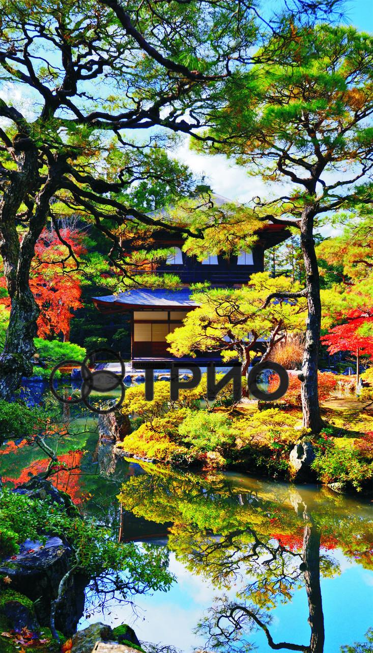 """Настенный обогреватель """"Японский сад (сад Киото)"""""""
