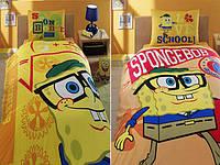 Детское постельное белье TAC Disney SPONGE BOB ACADEMICS