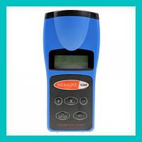 Ультразвуковой электронный дальномер Ultrasonic CP-3008!Опт