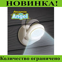 LED светильник с датчиком движения Atomic Light Angel!Розница и Опт