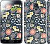 "Чехол на Samsung Galaxy S5 Duos SM G900FD Котята v4 ""1224c-62"""
