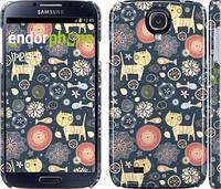 """Чехол на Samsung Galaxy S4 i9500 Котята v4 """"1224c-13"""""""