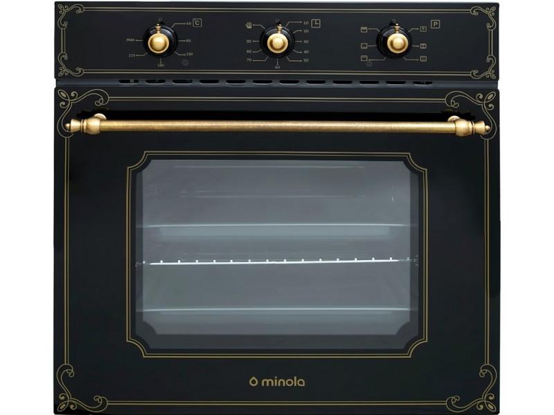Духовой шкаф Minola OE 66134 BL Rustic Glass