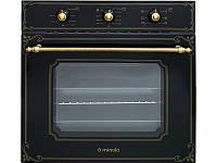 Духовой шкаф Minola OE 66134 BL Rustic Glass, фото 1