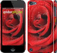"""Чехол на iPod Touch 5 Красная роза """"529c-35"""""""