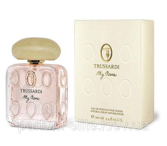 Женская парфюмированная вода Trussardi My Name 50ml