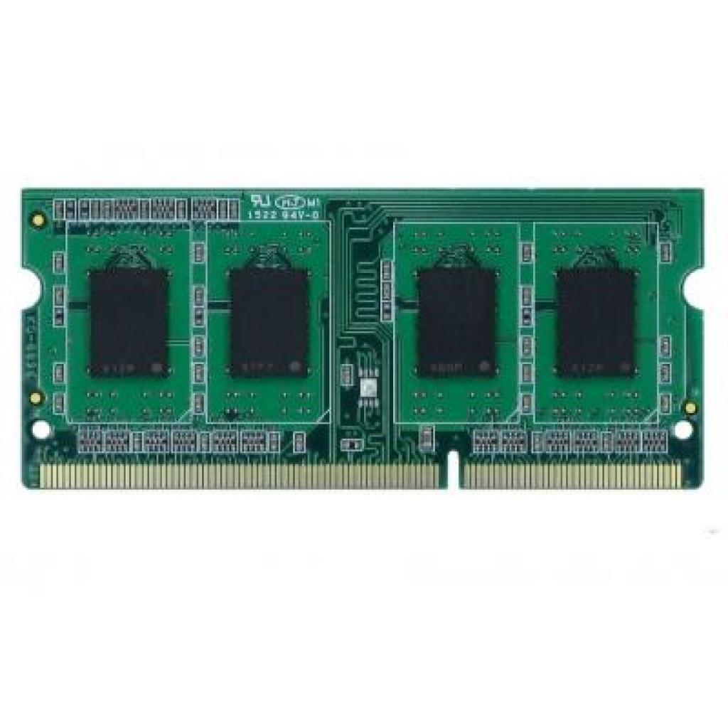 Модуль памяти для ноутбука SoDIMM DDR3 4GB 1333 MHz eXceleram (E30802S)